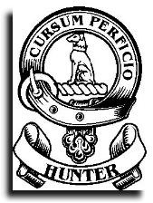 Hunter Crest Badge