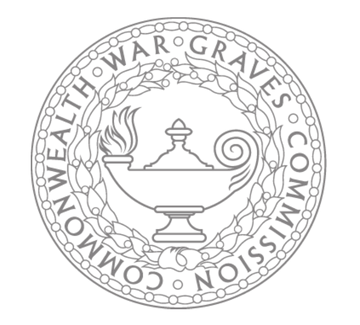 Transparent Casualty CWGC Emblem