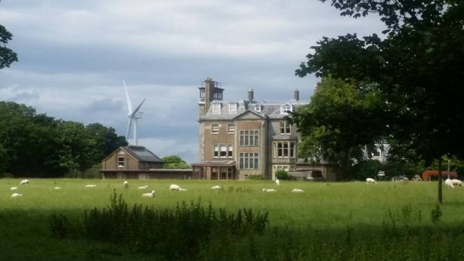 hunterston-house
